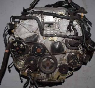 Двигатель контрактный Infiniti FX35, G35, M35 3.5 литра VQ35DE
