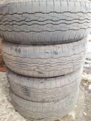 Bridgestone Dueler H/T 687. Летние, 2008 год, 30%