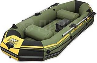 Лодка Marine 3-х мест. bestway (65096)