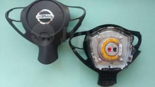 Подушка безопасности водителя. Nissan Juke, F15, NF15, YF15, F15E HR15DE, HR16DE, MR16DDT
