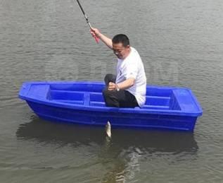 Пластиковая лодка 2м