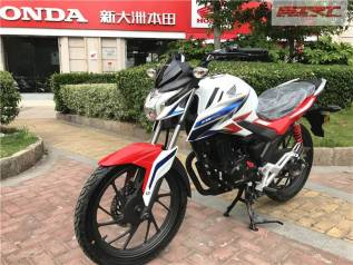 Honda CB 125F Stunner, 2021
