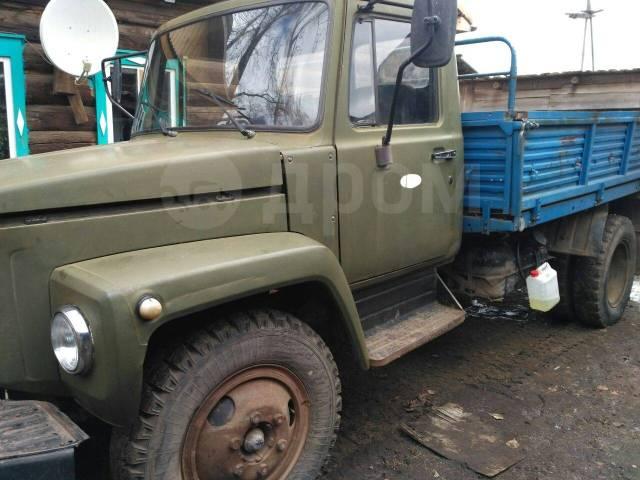 ГАЗ 3307. Продам ГАЗ-3307 бортовой, 4 250куб. см., 3 500кг., 4x2. Под заказ
