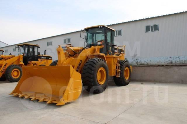 XGMA. Фронтальный погрузчик XG955H 5 тонн, 5 000кг., Дизельный