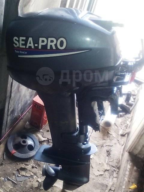 Sea-Pro. 15,00л.с., 2-тактный, бензиновый, нога S (381 мм), 2017 год