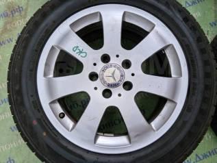 Диски литые R16 Mercedes оригинал