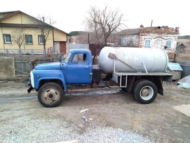 ГАЗ. Газ-531401 1986 г. ассенизатор