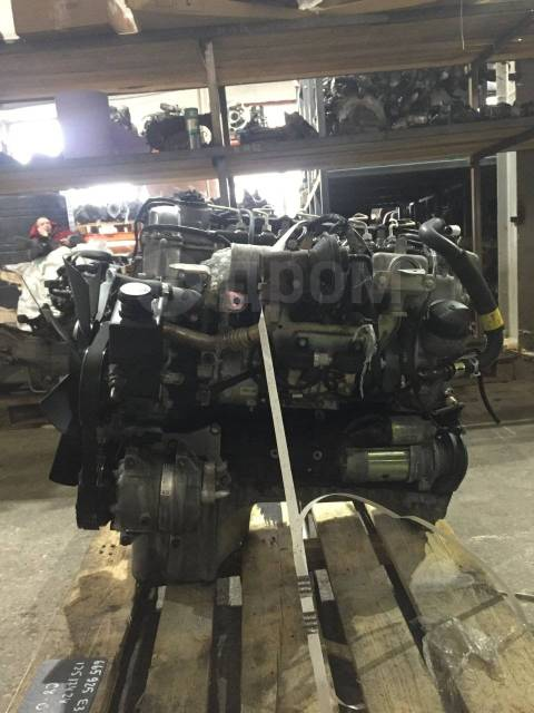 Двигатель в сборе. SsangYong Rodius, Wagon SsangYong Rexton D27DT, D27DTP