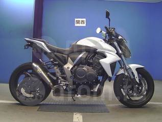 Honda CB1000R, 2008