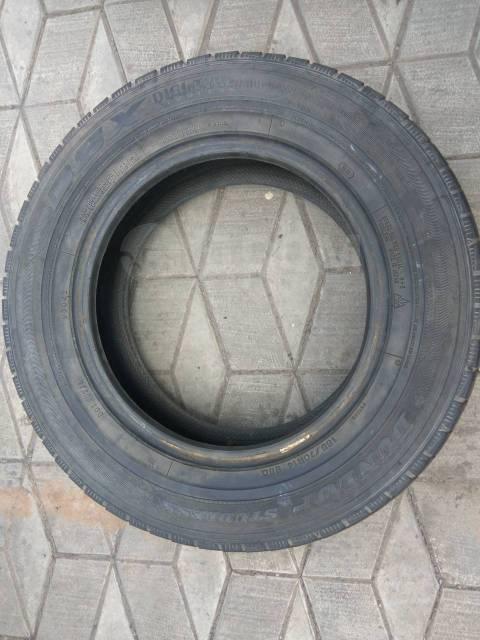 Dunlop. всесезонные, б/у, износ 50%