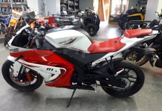 Мотоцикл Motoland R1 PRO, РЕАЛЬНЫЙ ДИЛЕР МОТО-ТЕХ, 2020
