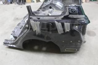 Крыло заднее левое Toyota Corolla Fielder ZRE142