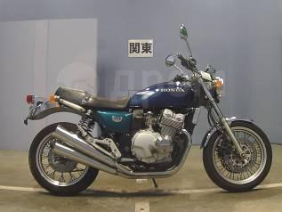 Honda CB, 2001