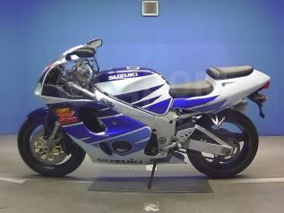Suzuki GSX-R 750, 1996