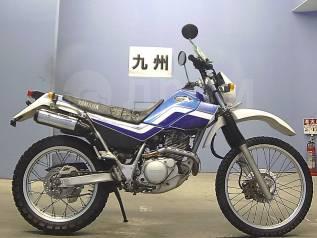 Yamaha XT 225, 2004