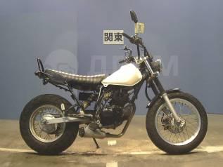 Yamaha TW 225, 2006