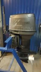 Лодочный мотор Tohatsu 60. Мультирумпель, гидроподьем.