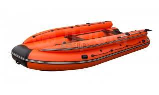 Лодка ПВХ SibRiver Аляска 470 tonna Lux