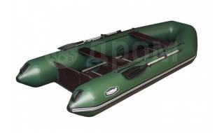Лодка ПВХ SibRiver Таймыр 350КС (киль+стрингера)