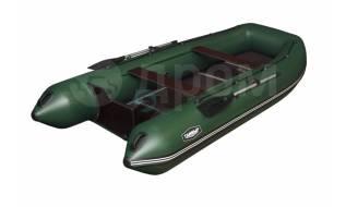Лодка ПВХ SibRiver Таймыр 360 LUX