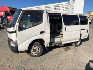 Toyota Dyna. Продается автобус DYNA VAN, 6 мест
