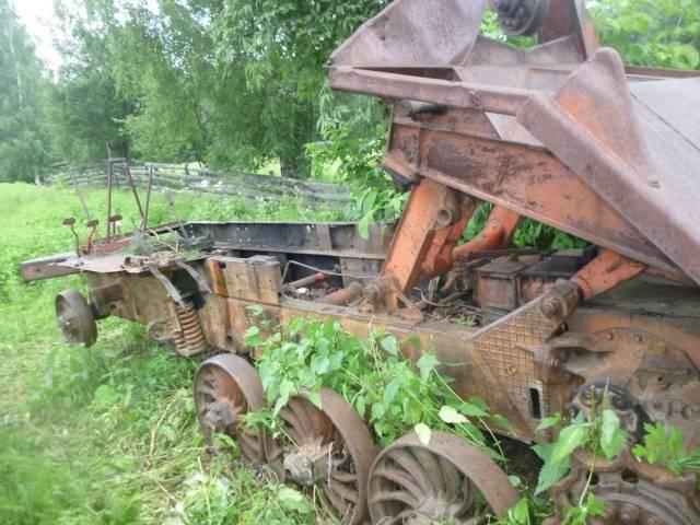 АТЗ ТТ-4. Продам трактор ТТ-4., 100,00л.с.