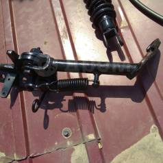 Боковая подножка на мопед Yanaha Gear 2T/ДВС 120Е