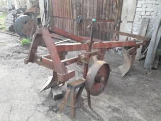 Продам плуг трехкорпусный для трактора МТЗ, ЮМЗ.