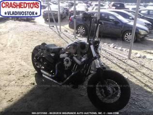 Harley-Davidson Sportster Forty-Eight XL1200X 33899, 2010