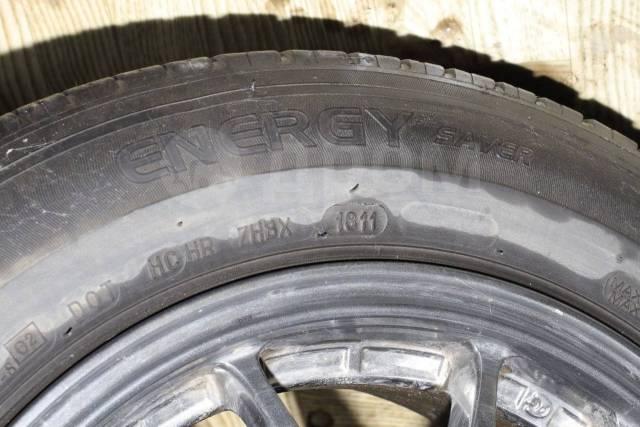 Michelin Energy Saver. летние, 2011 год, б/у, износ 60%