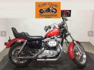 Harley-Davidson Sportster XLH1100. 1 100куб. см., исправен, птс, без пробега