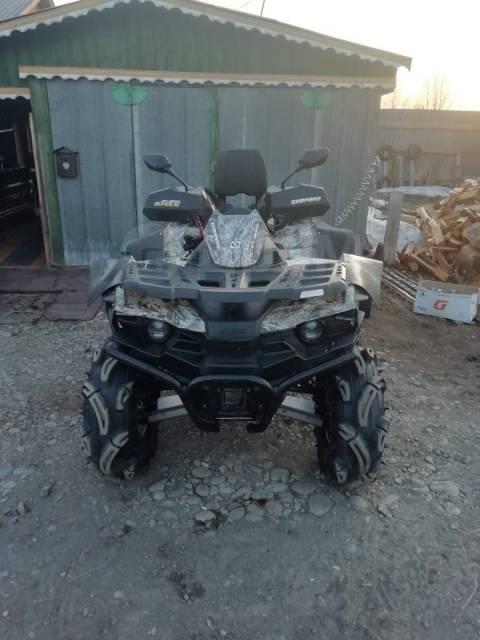 Stels ATV 800GT. исправен, есть псм\птс, с пробегом