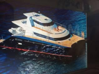 Аренда катера , VIP катамарана, Яхты во Владивостоке.