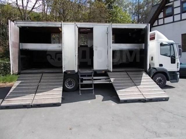 Iveco Eurocargo. Продается грузовик для перевозки лошадей 6 шт. , 5 880куб. см., 5 000кг., 4x2. Под заказ