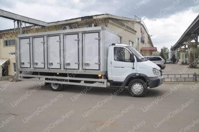 """ГАЗ 3310. Мороженица 6 """"Валдай"""", 4х2, 4 430куб. см., 4 420кг., 4x2. Под заказ"""