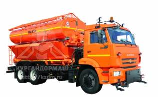 Кургандормаш МД-532, 2019. Машина комбинированная уборочная МД-532 на шасси Камаз-65115, 11 762куб. см.
