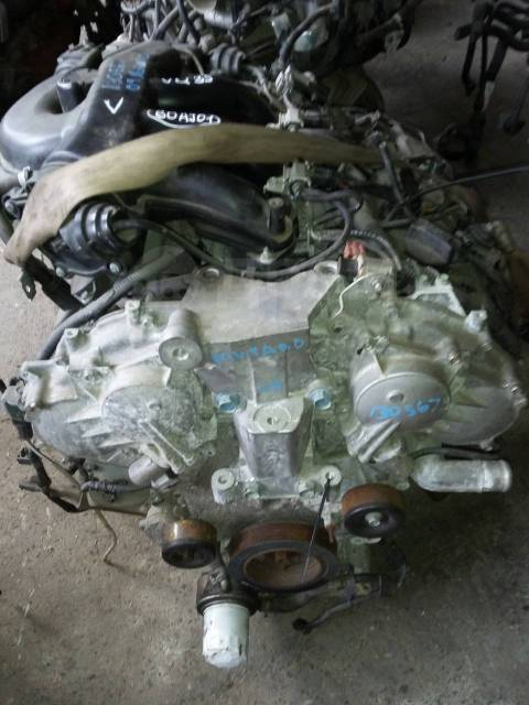 Двигатель в сборе. Nissan Teana, J32, J32R Nissan Altima Nissan Murano, Z51, Z51R Nissan Quest VQ35DE