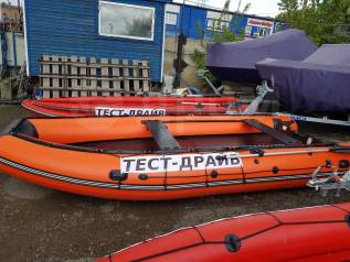 Продам лодку ПВХ SibRiver Абакан-480 JET light