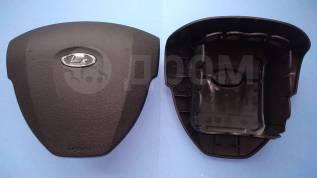 Подушка безопасности водителя накладка airbag Калина, Приора, Гранта