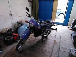 Yamaha. 49куб. см., исправен, птс, без пробега