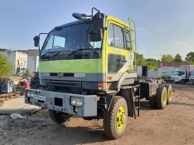 Nissan Diesel. !6wd! В Хабаровске, 18 000куб. см., 10 000кг., 6x6