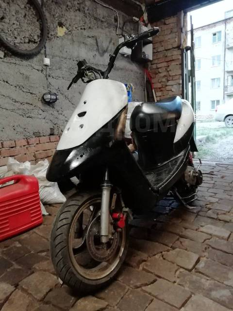 Suzuki Lets 2. 72куб. см., исправен
