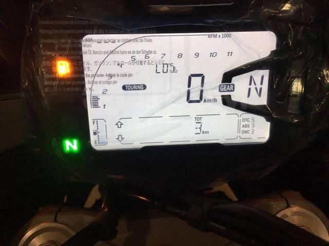 Ducati Multistrada. 1 260куб. см., исправен, без птс, без пробега