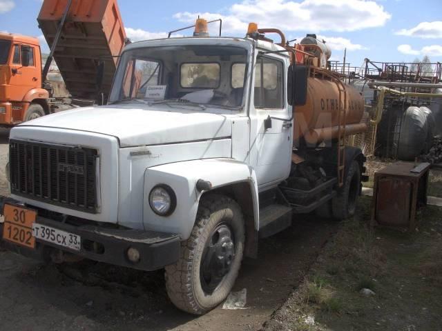 ГАЗ. Газ бензовоз дизель, 245куб. см., 4x2