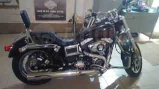 Harley-Davidson Dyna Low Rider FXDL, 2015