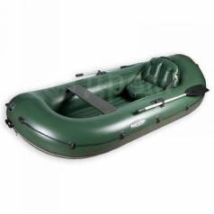 Лодка надувная гребная Кандегир-300НД