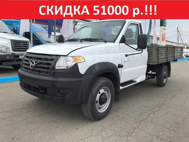 УАЗ Профи. Бортовой грузовик , 2 700куб. см., 1 500кг., 4x4