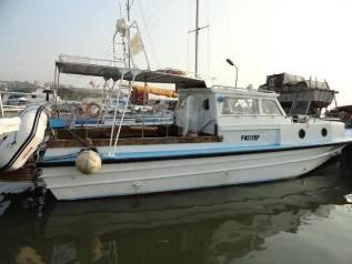 Аренда катера Бегас до 15 человек. Отдых на островах, рыбалка