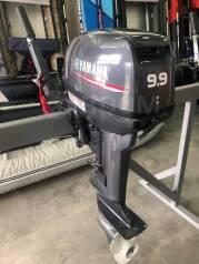 Yamaha. 9,90л.с., 2-тактный, бензиновый, нога S (381 мм), 2017 год