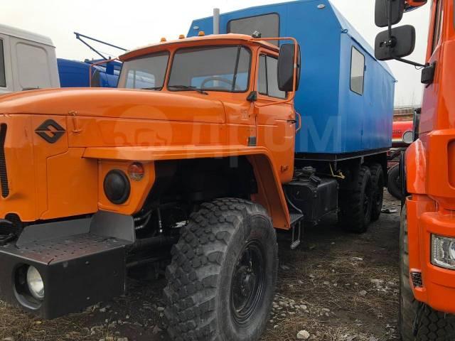 Урал 4320. установка ППУ 1600/100,2019г. в.